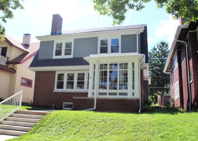 3827 N Farwell Ave, Shorewood, WI 53211 (#1653252) :: Tom Didier Real Estate Team