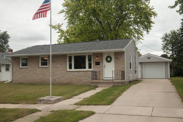 709 Pennsylvania Ave, West Bend, WI 53095 (#1653375) :: Tom Didier Real Estate Team