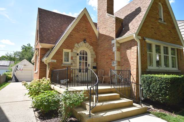 2445 N 84th St, Wauwatosa, WI 53226 (#1658865) :: RE/MAX Service First Service First Pros