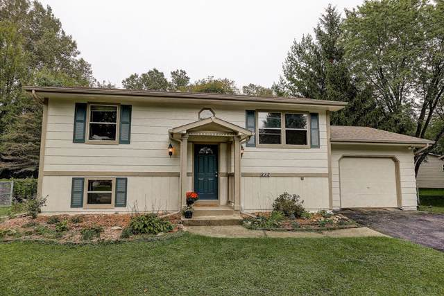 232 Tabot St, Dousman, WI 53118 (#1658927) :: RE/MAX Service First Service First Pros
