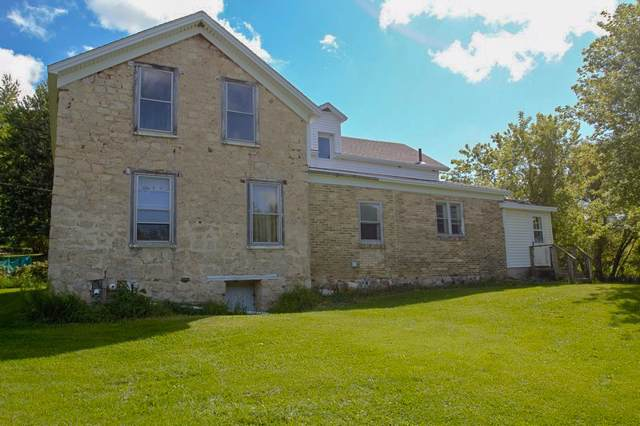 N1912 County Road Ee, Ashippun, WI 53059 (#1658993) :: eXp Realty LLC