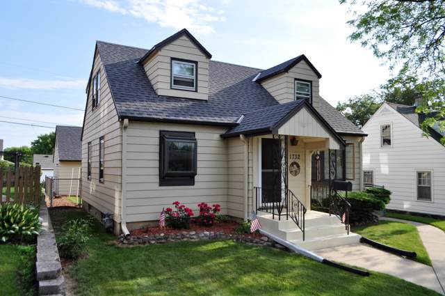 1732 Minnesota Ave, South Milwaukee, WI 53172 (#1659182) :: RE/MAX Service First