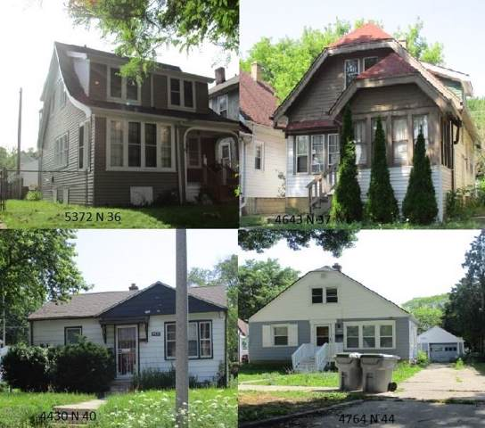 5372 N 36th St, Milwaukee, WI 53209 (#1659191) :: eXp Realty LLC