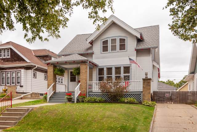 2456 N 63rd St, Wauwatosa, WI 53213 (#1659293) :: eXp Realty LLC