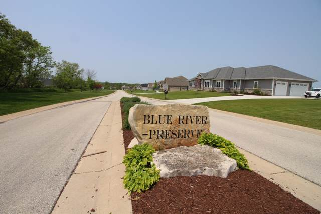 6401 Blue River Way, Caledonia, WI 53402 (#1659349) :: Tom Didier Real Estate Team