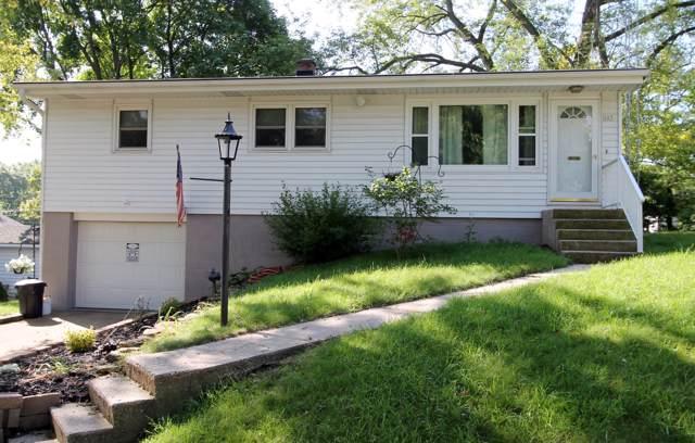 507 Lewis St, Burlington, WI 53105 (#1659755) :: Tom Didier Real Estate Team