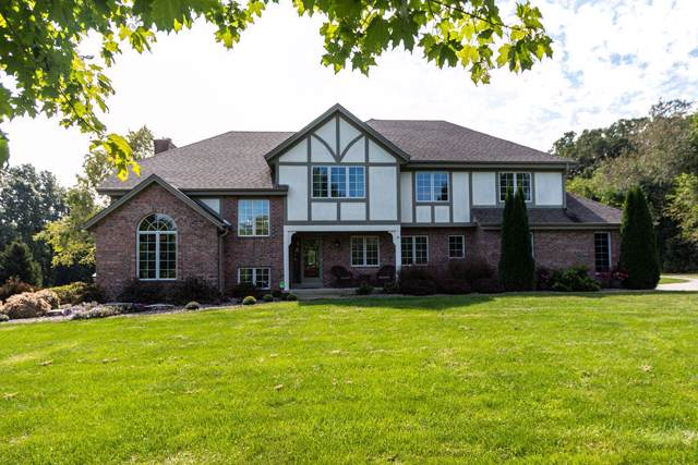 5171 Ruedebusch Rd, Lyons, WI 53105 (#1660132) :: Tom Didier Real Estate Team