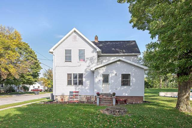 243 North St, Plymouth, WI 53073 (#1660834) :: eXp Realty LLC