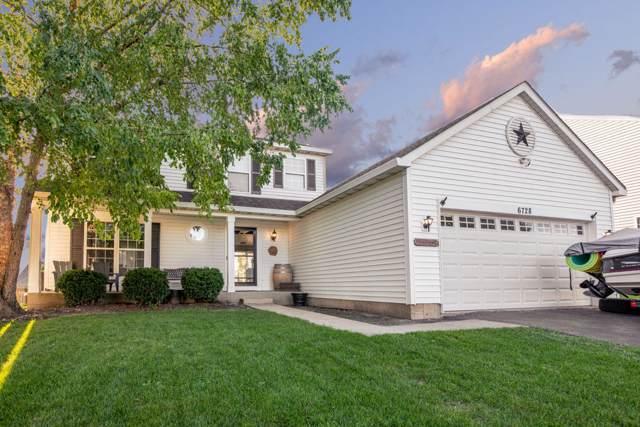 6728 100th Ave, Kenosha, WI 53142 (#1661506) :: Tom Didier Real Estate Team