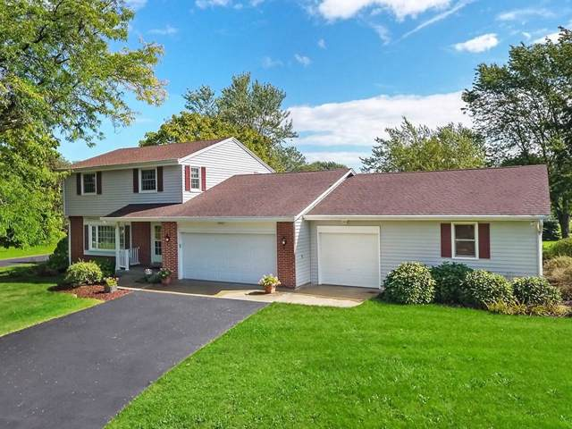 505 Ruth Ct, Union Grove, WI 53182 (#1662215) :: Tom Didier Real Estate Team