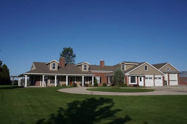 4855 County Road B, Port Washington, WI 53074 (#1662698) :: Tom Didier Real Estate Team