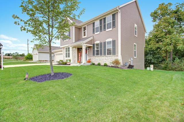 N174W20356 Creekside Dr, Jackson, WI 53037 (#1662953) :: Tom Didier Real Estate Team