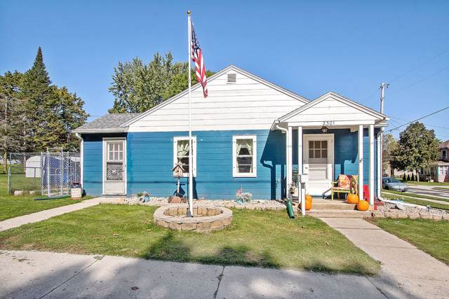 2301 Prospect St, New Holstein, WI 53061 (#1663145) :: Tom Didier Real Estate Team