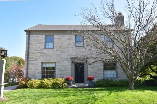 7204 N Crossway Rd, Fox Point, WI 53217 (#1663278) :: Tom Didier Real Estate Team