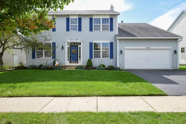 10913 64th St, Kenosha, WI 53142 (#1663550) :: Tom Didier Real Estate Team