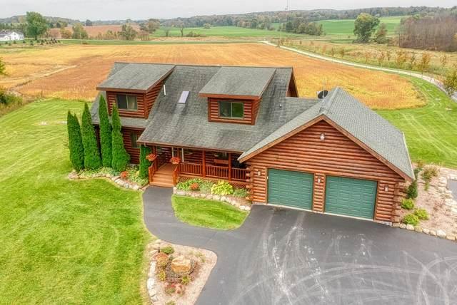 W5476 Garton Rd, Rhine, WI 53073 (#1663611) :: Tom Didier Real Estate Team