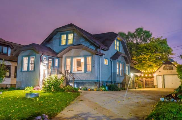 532 N 62nd St, Wauwatosa, WI 53213 (#1663953) :: eXp Realty LLC