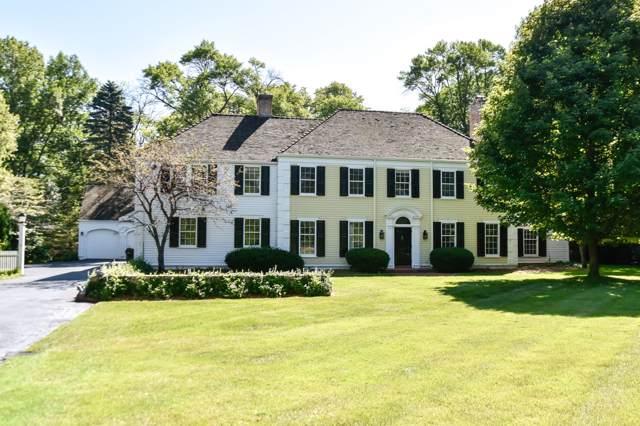 7730 N Merrie Ln, Fox Point, WI 53217 (#1664168) :: Tom Didier Real Estate Team