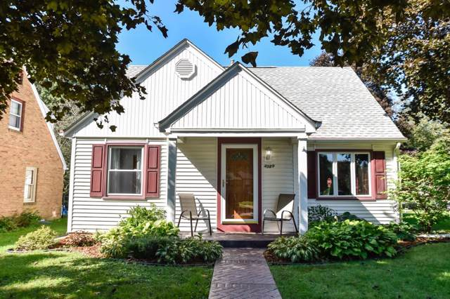 4089 Glenway St, Wauwatosa, WI 53222 (#1664607) :: eXp Realty LLC