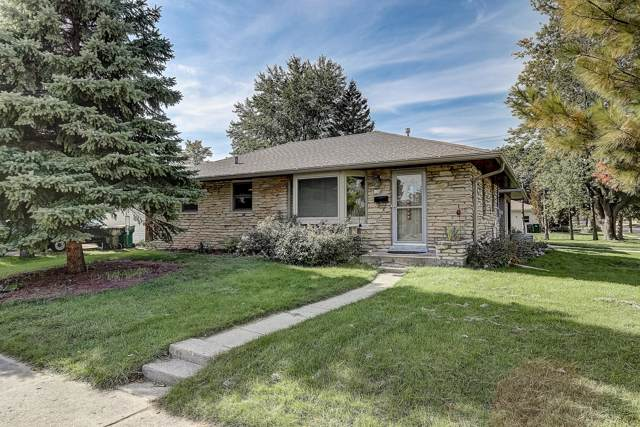154 N 15th Ave, West Bend, WI 53095 (#1664619) :: Keller Williams Momentum