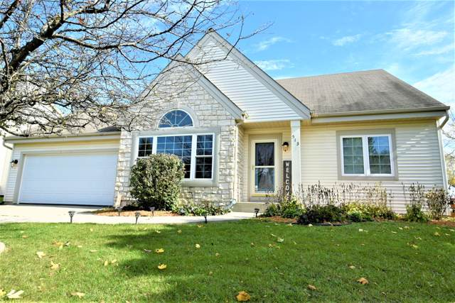 513 Bridlewood Ln, Watertown, WI 53094 (#1664721) :: RE/MAX Service First