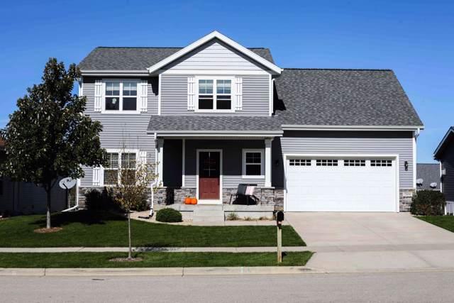 2854 Hazelnut Trl, Sun Prairie, WI 53590 (#1664752) :: RE/MAX Service First