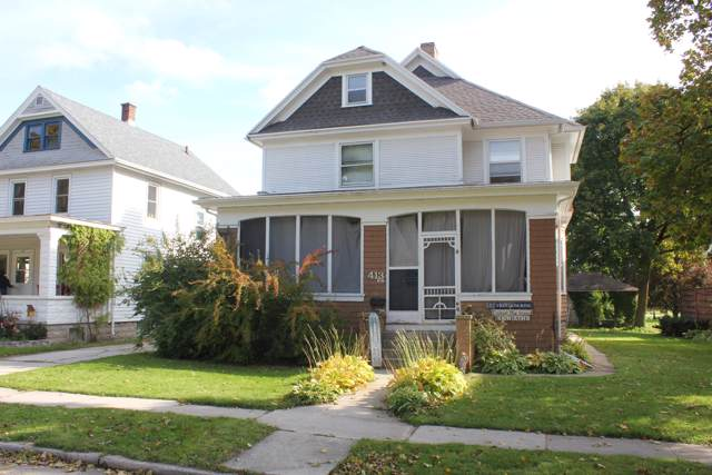 413 Stafford St, Plymouth, WI 53073 (#1664764) :: RE/MAX Service First Service First Pros