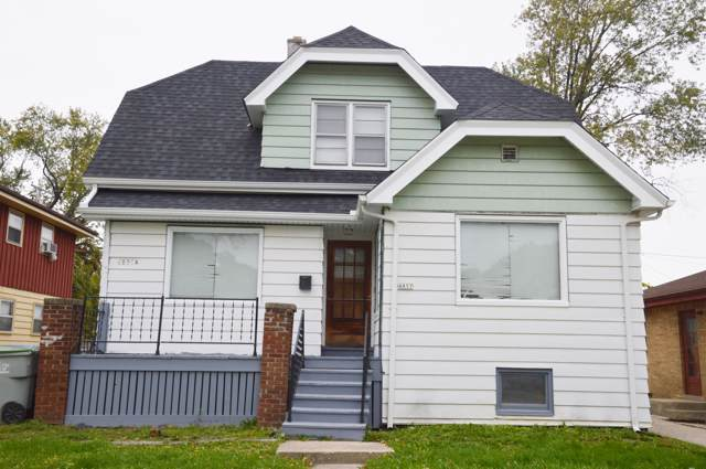 4857 N 58th St, Milwaukee, WI 53218 (#1664902) :: RE/MAX Service First