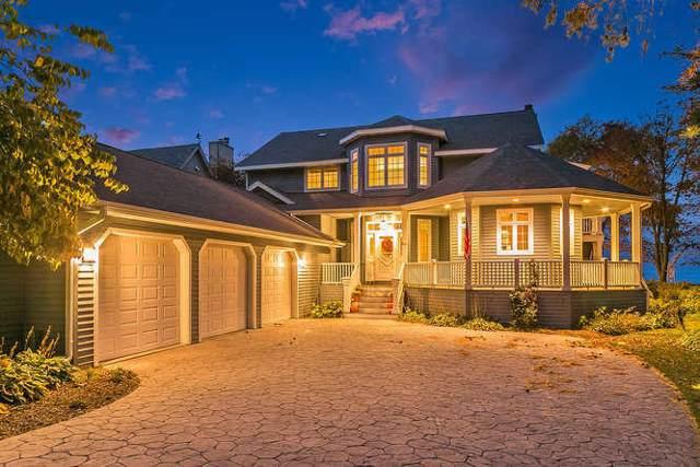 9111 Lakeshore Dr, Pleasant Prairie, WI 53158 (#1665578) :: Tom Didier Real Estate Team
