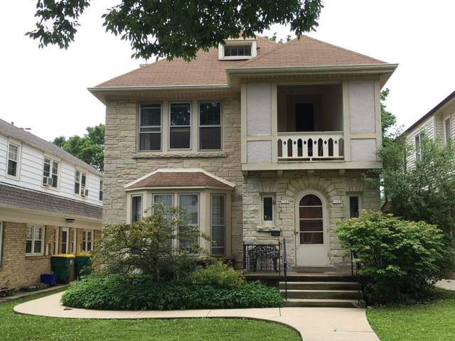 1123 E Kensington Blvd #1125, Shorewood, WI 53211 (#1666661) :: Tom Didier Real Estate Team