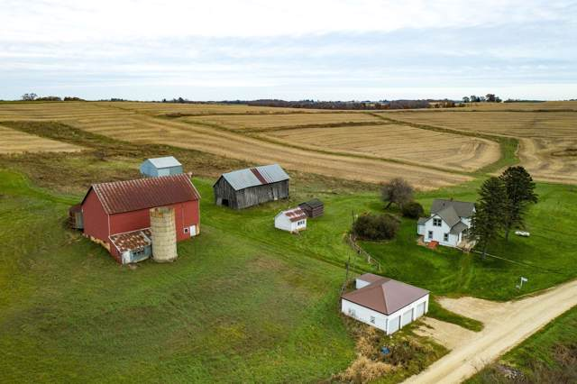 S5866 Belgium Ridge Rd, Franklin, WI 54665 (#1666899) :: RE/MAX Service First Service First Pros