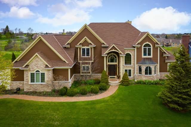 2060 Lower Ridge Rd, Port Washington, WI 53074 (#1667384) :: Tom Didier Real Estate Team