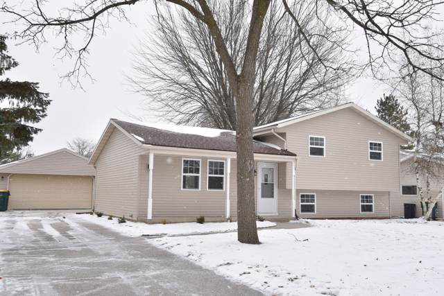 1814 Jefferson St, West Bend, WI 53090 (#1667556) :: Tom Didier Real Estate Team