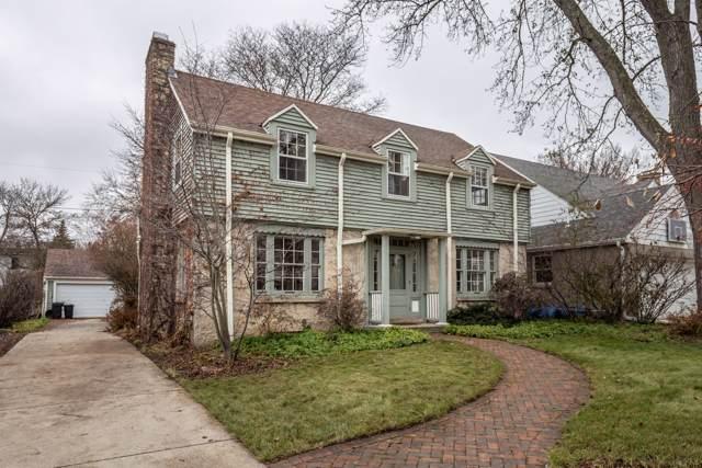 6245 N Bay Ridge Ave, Whitefish Bay, WI 53217 (#1667850) :: Tom Didier Real Estate Team