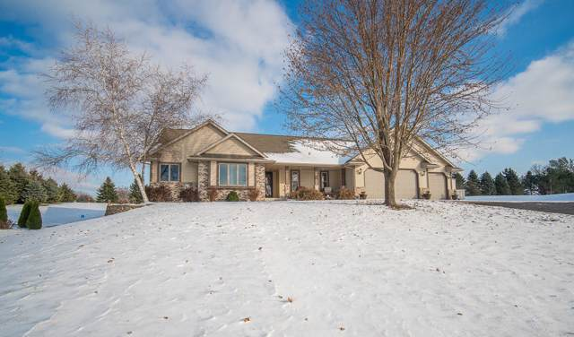 8402 Schmidt Dr, Wayne, WI 53002 (#1667992) :: RE/MAX Service First Service First Pros