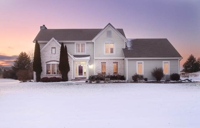 1197 Willow Wood Ln, Grafton, WI 53024 (#1668121) :: RE/MAX Service First Service First Pros