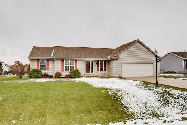 410 Pleasant St, Eagle, WI 53119 (#1668408) :: Tom Didier Real Estate Team