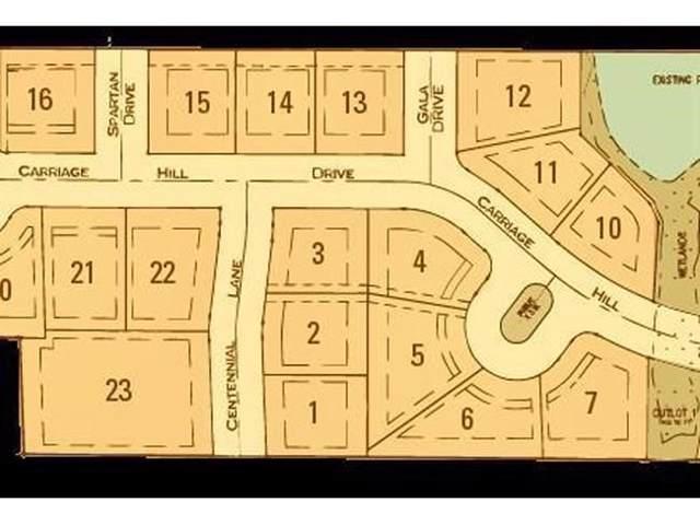 Lt5 Orchard Estates, Mount Pleasant, WI 53406 (#1668557) :: Tom Didier Real Estate Team