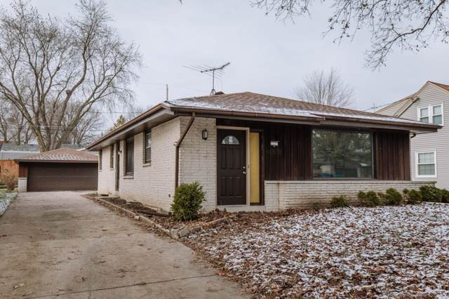 2225 N 106th St, Wauwatosa, WI 53226 (#1669198) :: Keller Williams Realty - Milwaukee Southwest