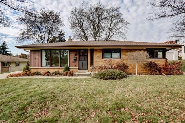 5313 Millbank Rd, Greendale, WI 53129 (#1669327) :: Keller Williams Realty - Milwaukee Southwest