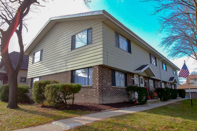 1711 S 58th St, West Allis, WI 53214 (#1669781) :: Keller Williams Realty - Milwaukee Southwest
