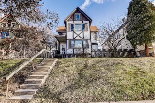 934 S 33rd, Milwaukee, WI 53215 (#1669813) :: RE/MAX Service First