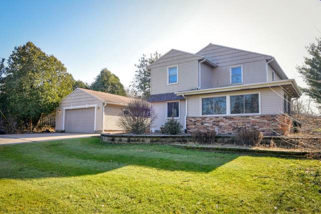 27119 Pioneer Rd, Norway, WI 53185 (#1669816) :: RE/MAX Service First