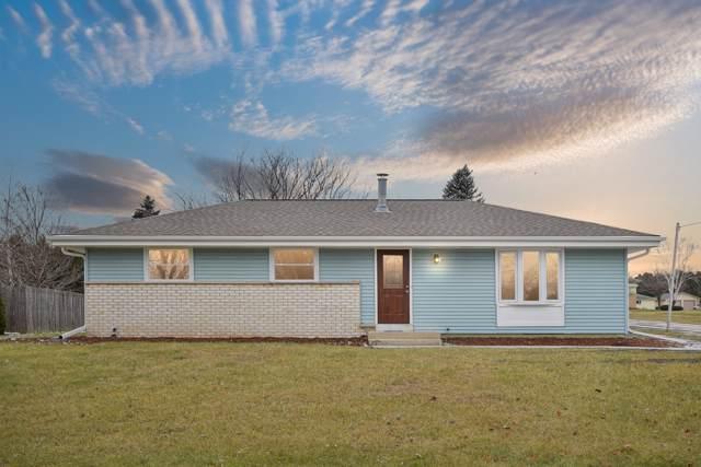 201 S Claremont Rd, Saukville, WI 53080 (#1670028) :: Tom Didier Real Estate Team