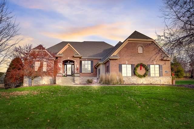 1168 Mary Hill Circle, Hartland, WI 53029 (#1670126) :: Keller Williams Realty - Milwaukee Southwest