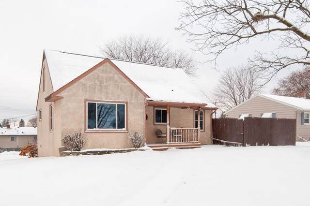 N1715 Ridgeview Dr, Greenfield, WI 54601 (#1670158) :: Keller Williams Realty - Milwaukee Southwest