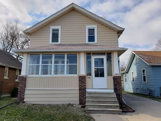 7600 10th Ave, Kenosha, WI 53142 (#1670312) :: Tom Didier Real Estate Team
