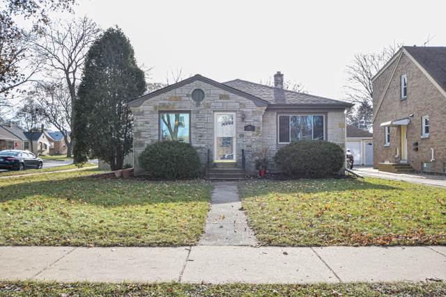 633 E Bolivar Ave, Milwaukee, WI 53207 (#1670365) :: Tom Didier Real Estate Team