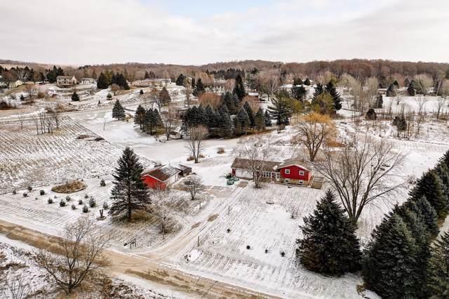8358 Lonely Ln, Farmington, WI 53040 (#1670367) :: Tom Didier Real Estate Team