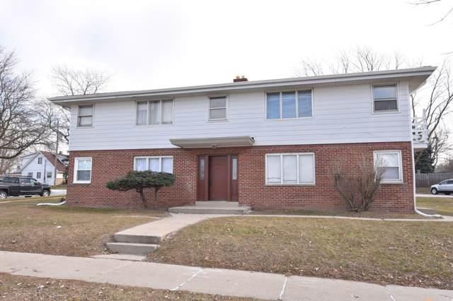 1503 S West Ave, Waukesha, WI 53189 (#1670394) :: Keller Williams Realty - Milwaukee Southwest